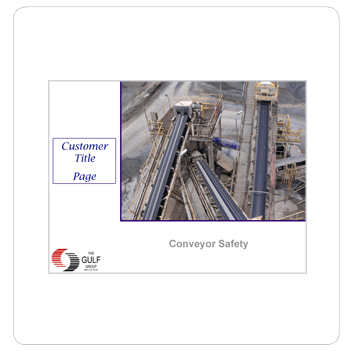 Basic Conveyor Safety Training