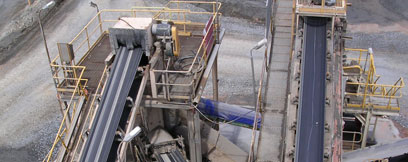 Transfer Chute Conveyors and their Components