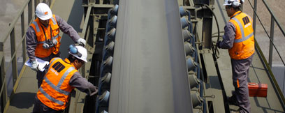 Transfer Chute Conveyor Inspections