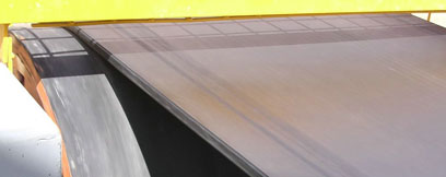 Transfer Chute Conveyor Maintenance – Cleaning and Carry-back Control