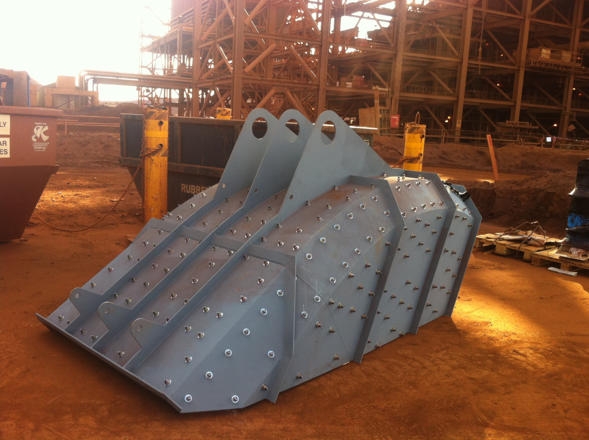 Projects   Gulf Conveyor Systems and Transfer Chutes